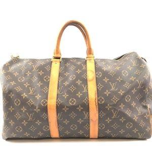 Keepall Duffle Weekend/Travel Bag